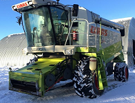 Claas Lexion 460 evolution 2003 г